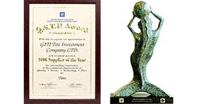 Prêmios e Reconhecimento pela TheBest